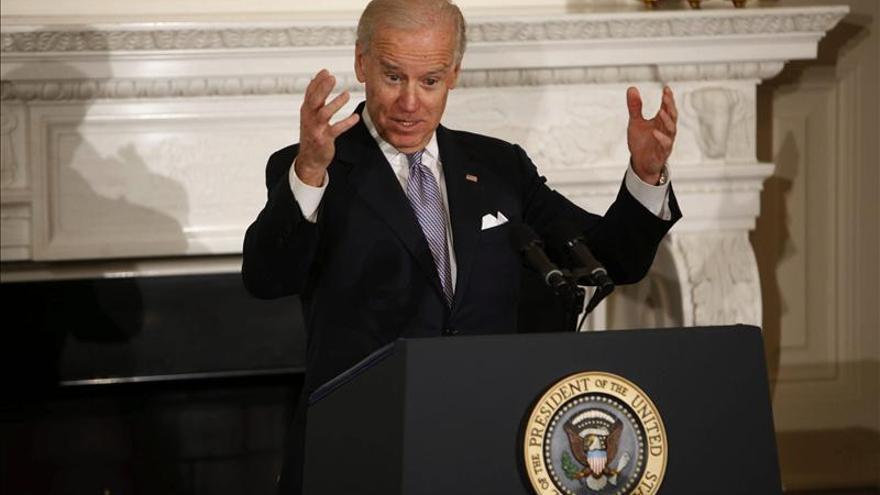 """Biden subraya el """"profundo compromiso"""" de EEUU con Israel"""