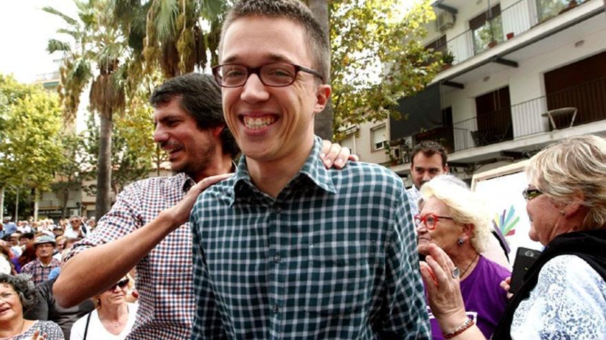 Errejón cree que el pacto PP-Ciudadanos es como este sketch de 'Cruz y Raya'