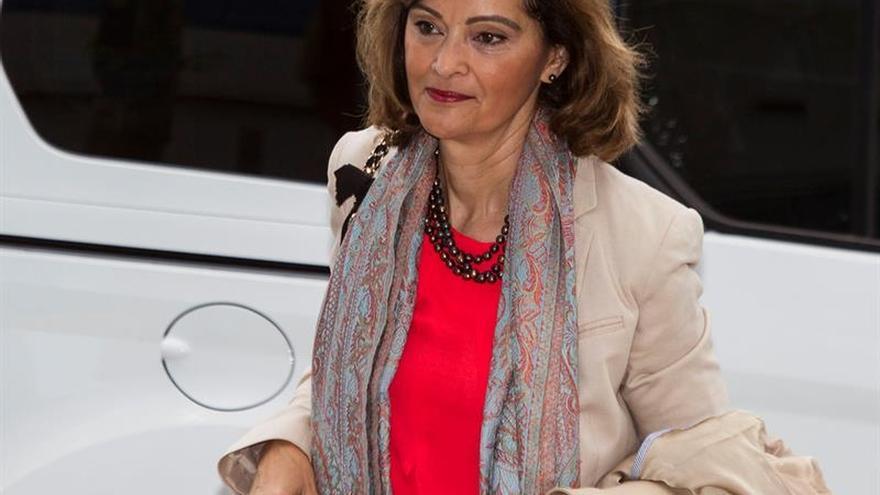 La diputada Ana Botella, secretaria de Estado de Seguridad