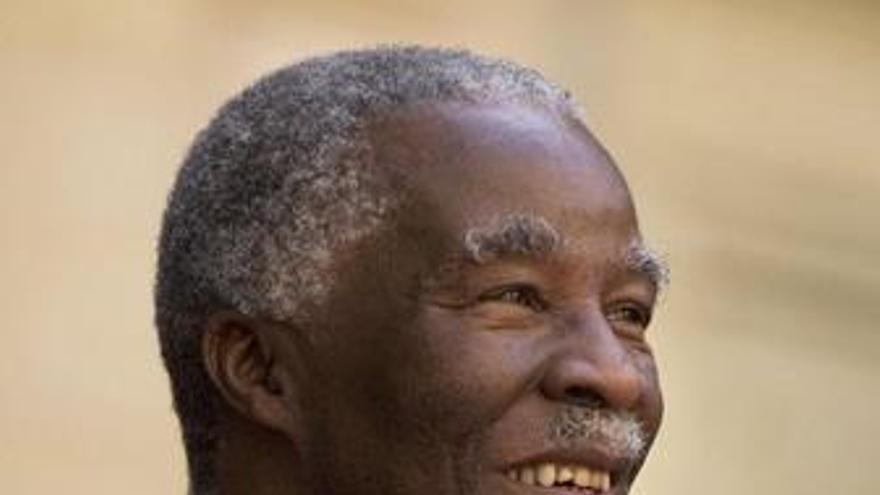 Mbeki llega a Zimbabue para gestionar la fase final de las negociaciones entre M