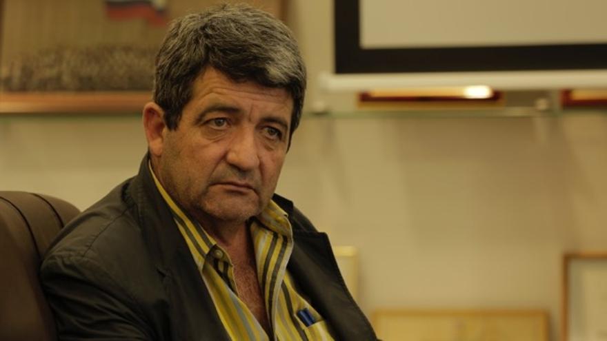 Miguel Ángel Nieto, director del documental 'La sombra de Ararat'
