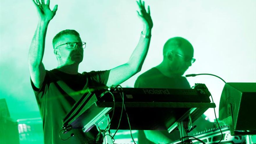 The Chemical Brothers tocarán en el festival Madrid Live!, en Barcelona y en Santiago