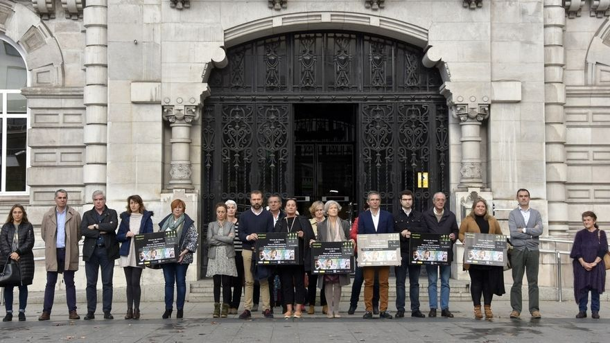 Santander condena el crimen de Elda y muestra su repulsa a la violencia machista