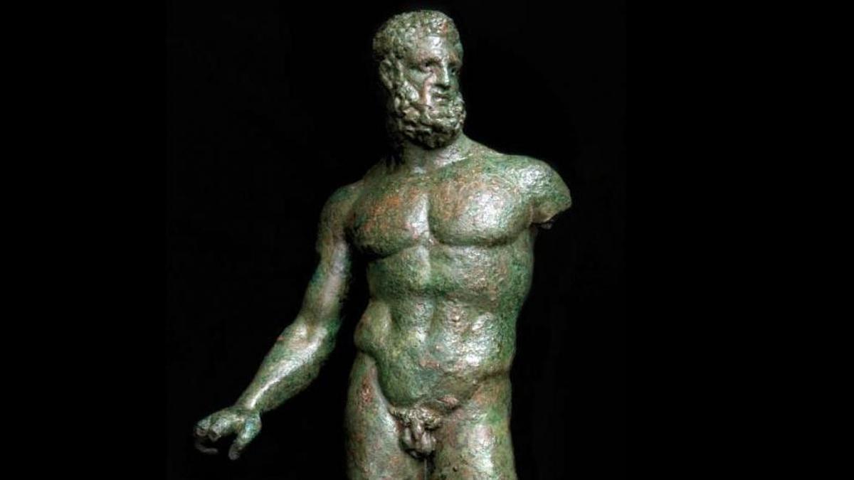 Hércules romano Talavera de la Reina