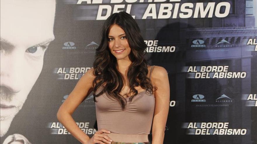 """Génesis Rodríguez dice que logró """"la madurez"""" en el cine con """"Run All Night"""""""