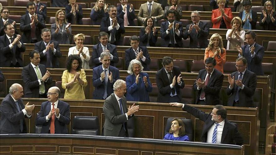 El Congreso decide hoy si convoca un pleno monográfico sobre la corrupción