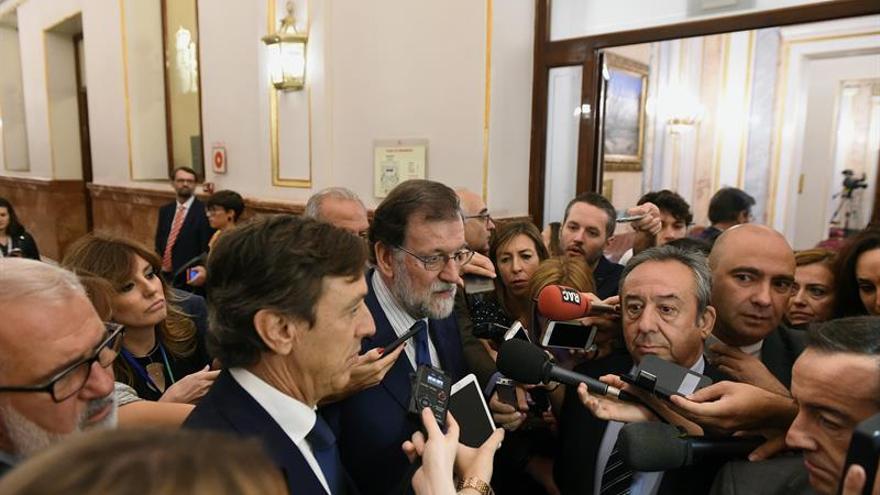 """El PP defiende las detenciones: """"Quien se sitúa al margen de la ley es delincuente"""""""