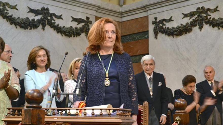 Aurora Egido (RAE): La lengua española debería ser una cuestión de Estado
