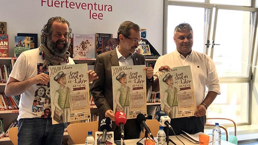 Una decena de escritores presentarán sus novelas en la 28 edición de la Feria Insular del Libro de Fuerteventura