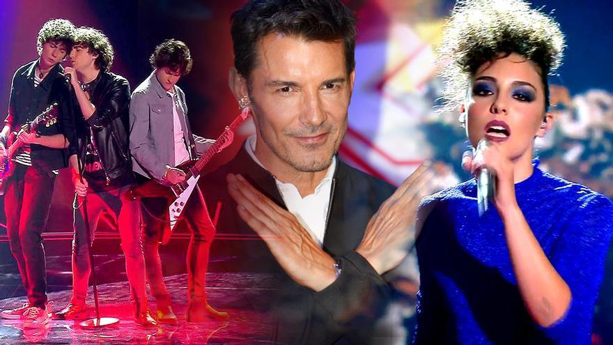¿Qué ha fallado en el Factor X de Telecinco, un formato de éxito internacional?