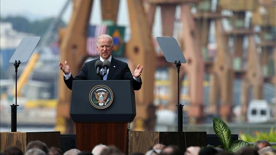 Biden destacará en Panamá que la ampliación del Canal creará empleos en EE.UU