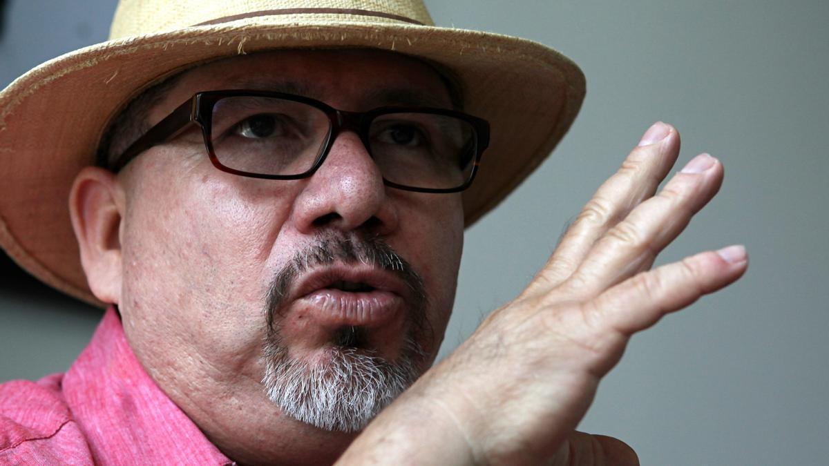 El escritor mexicano Javier Valdez. EFE/Jorge Núñez/Archivo