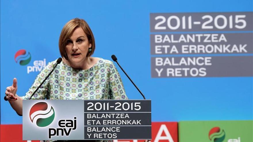 Atutxa (PNV) apremia a conseguir un pacto en Euskadi frente a la crisis
