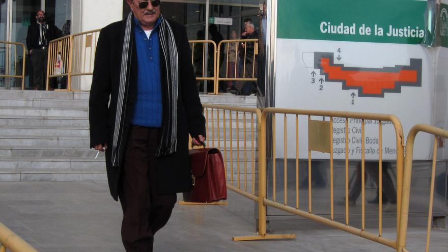 Julián Muñoz pide el indulto por motivos clínicos y buena conducta penitenciaria
