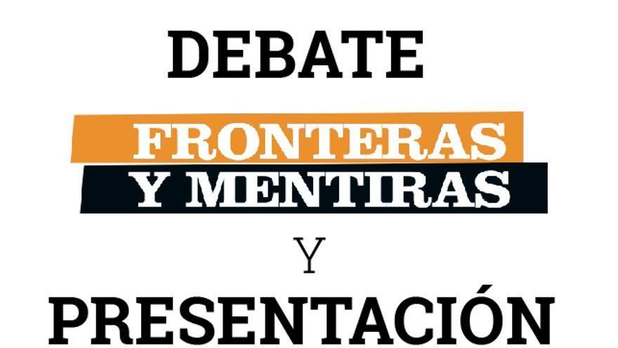 'Debate Fronteras y Mentiras y presentación Las muertes de Ceuta' en Valencia