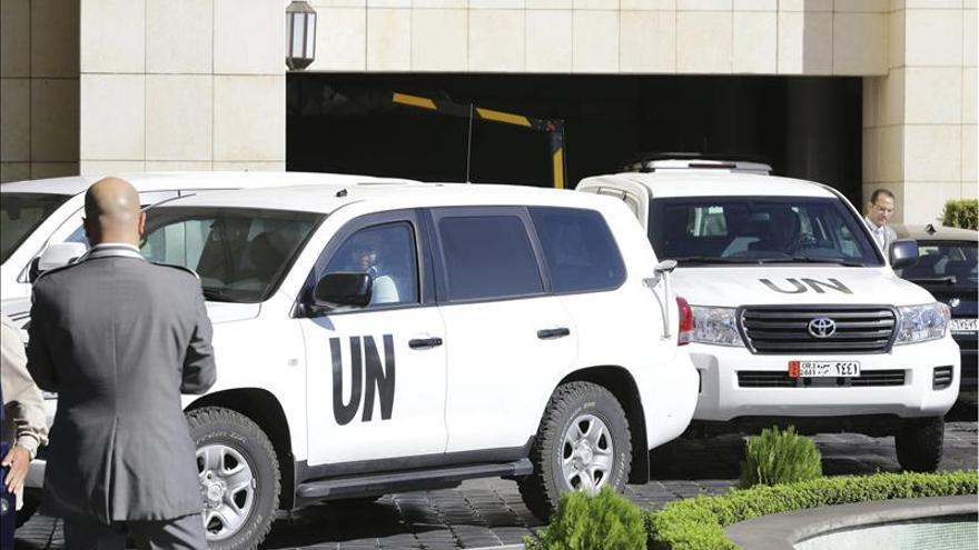 La OPAQ completa una nueva verificación de armas químicas en Siria