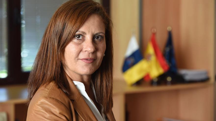 La directora del Instituto Canario de Igualdad, Claudina Morales.