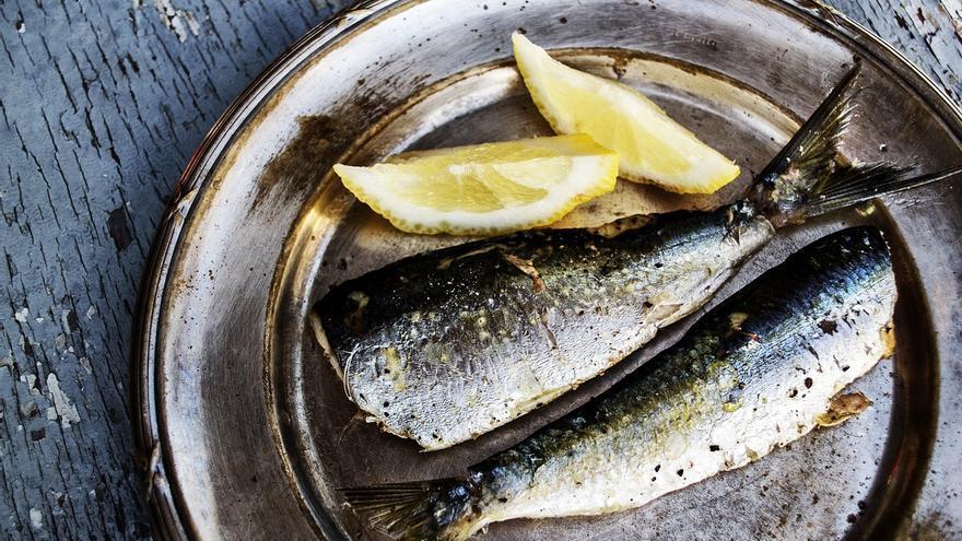 sardinas depresión