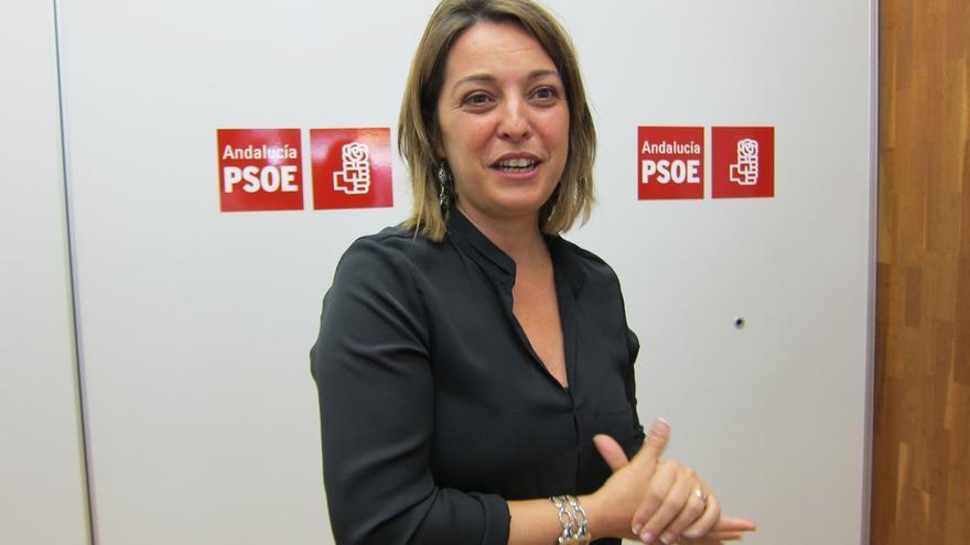 """Ambrosio (PSOE) afirma que para la Alcaldía """"solo hay dos opciones"""", Nieto o ella"""