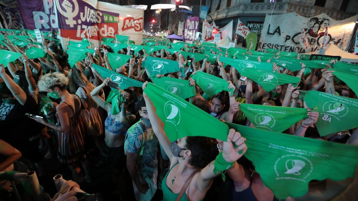 El aborto ya es legal en Argentina