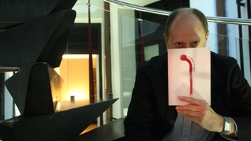 Fernando Marías presenta su libro 'El silencio se mueve'