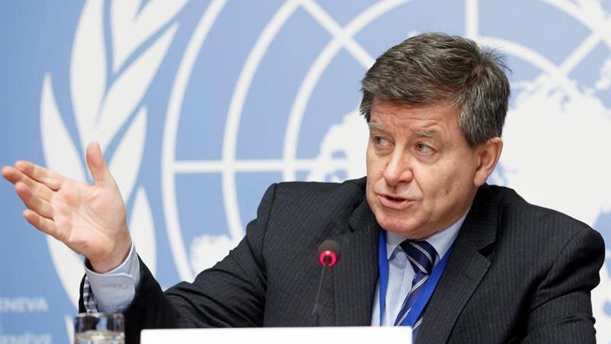 Guy Ryder, reelegido para un segundo mandato como director general de la OIT