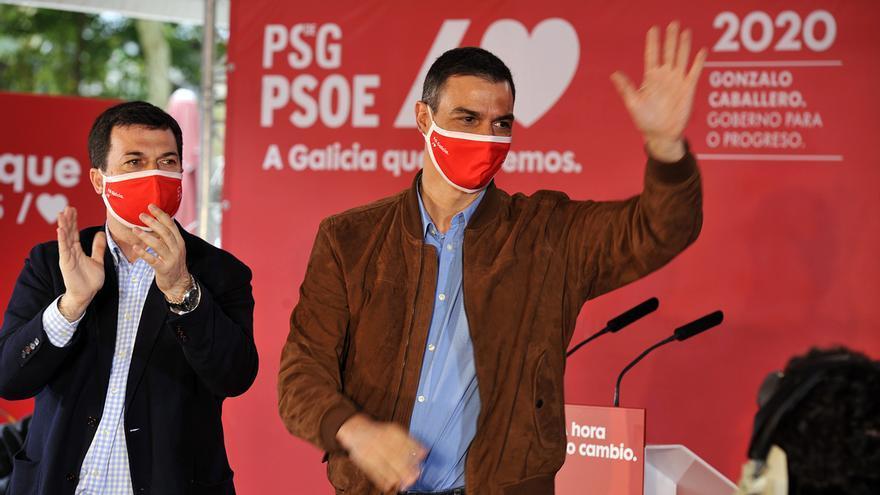 """Sánchez lamenta la postura del PP en Bruselas y se pregunta: """"¿Cuándo va a arrimar el hombro?"""""""