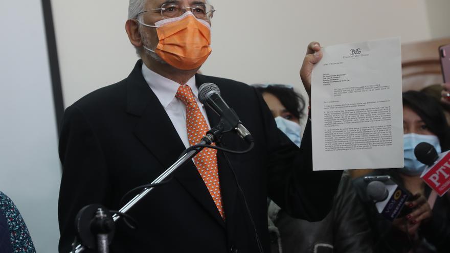 """La oposición boliviana dice que la Justicia es un """"arma política"""" de persecución"""