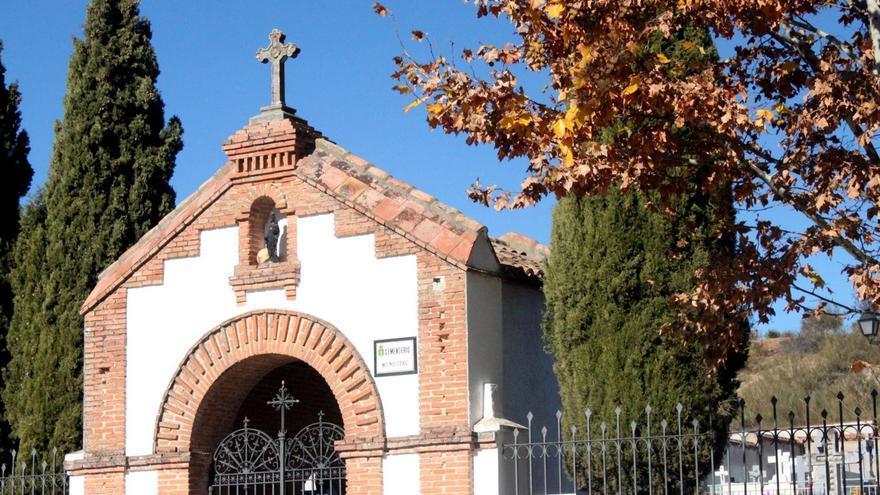 Cementerio de Cabanillas FOTO: EUROPA PRESS