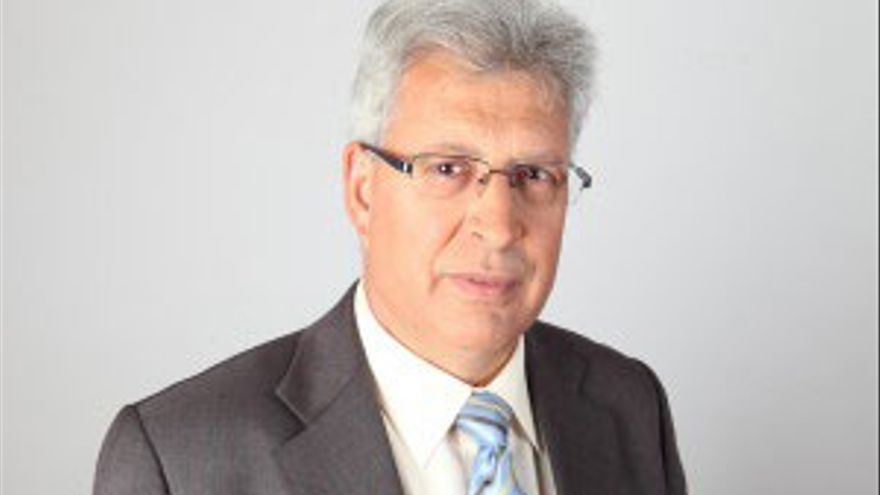 Manuel Fuentes, miembro de la Comisión preparatoria de la IX Asamblea Fedeal de IU