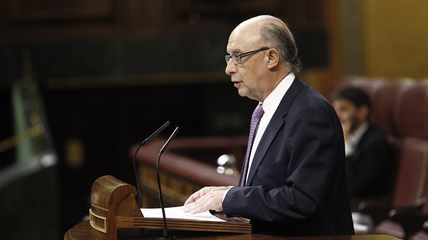 Montoro no es partidario de abrir el debate sobre financiación autonómica en la recta final de la legislatura