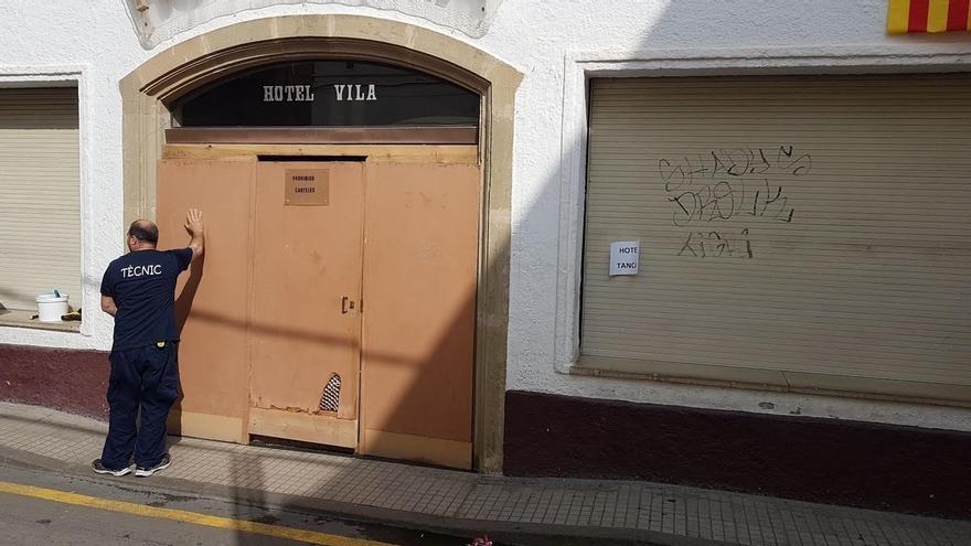 La Guardia Civil ubica en otras instalaciones a los agentes de Calella que sufrieron el escrache tras el 1-O