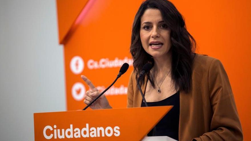 Cs denunciará por delito de odio la agresión a una mujer en Barcelona
