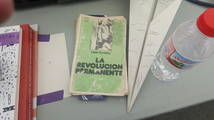 'La revolución permanente', de León Trotski