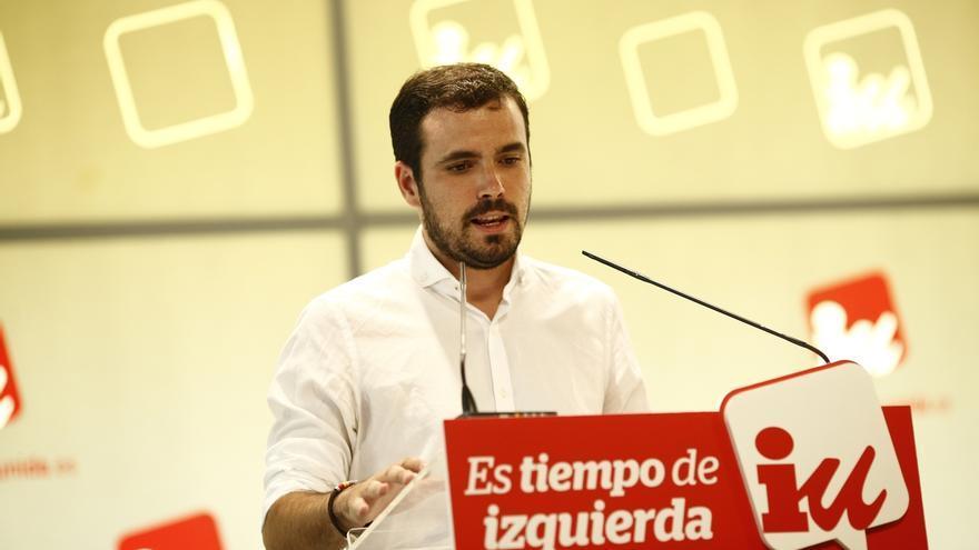 Garzón (IU) no cierra la puerta a ser candidato por Málaga si cuaja la confluencia y se decide democráticamente