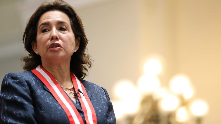 Titular de Poder Judicial y fiscal general desisten de ir al Congreso de Perú