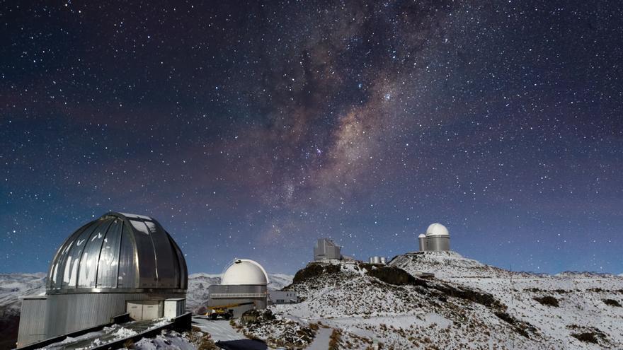 Distintas universidades y centros de investigación se decian a buscar vida en otros rincones del universo