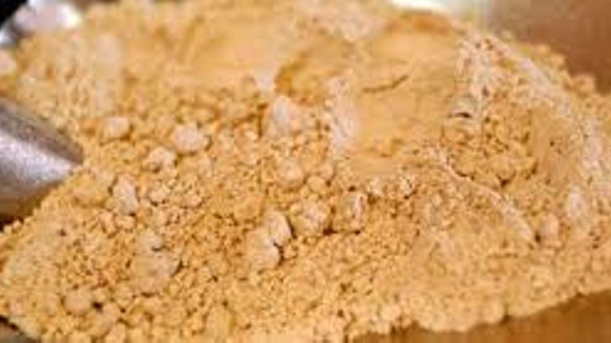 Imagen del gofio, un producto alimentario tradicional en Canarias