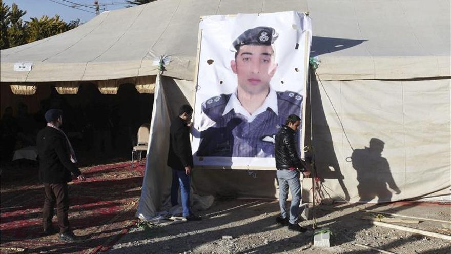 Detenido un marroquí que elogió en internet el asesinato de piloto jordano por el EI