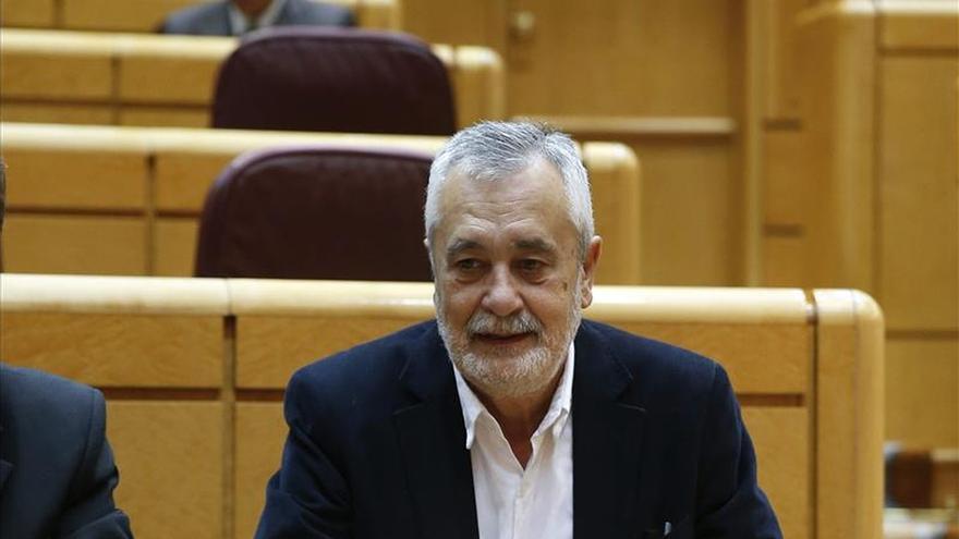 Griñán niega engaño alguno al Parlamento andaluz con la financiación de los ERE