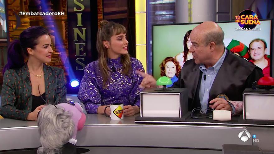 """El reencuentro """"Serranil"""" de Verónica Sánchez y Resines: """"Tengo a todos los hijos bien colocados"""""""