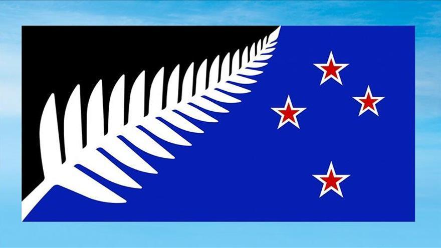 Nueva Zelanda elige el modelo que optará a sustituir la bandera nacional