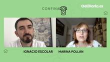 """Marina Pollán, coordinadora del estudio de seroprevalencia: """"No ha habido ocultación de datos en la pandemia; me parece trágico que los partidos se echen esto en cara"""""""