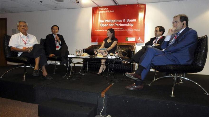 Políticos y empresarios españoles y filipinos comparten planes de cooperación