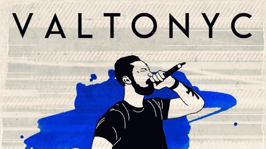Portada del nuevo disco de Valtonyc: 'El Reincident'