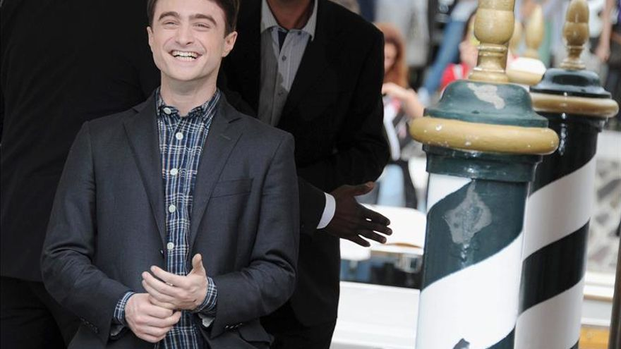 """El Frankenstein más """"irresistible"""", visto por los ojos de Daniel Radcliffe"""