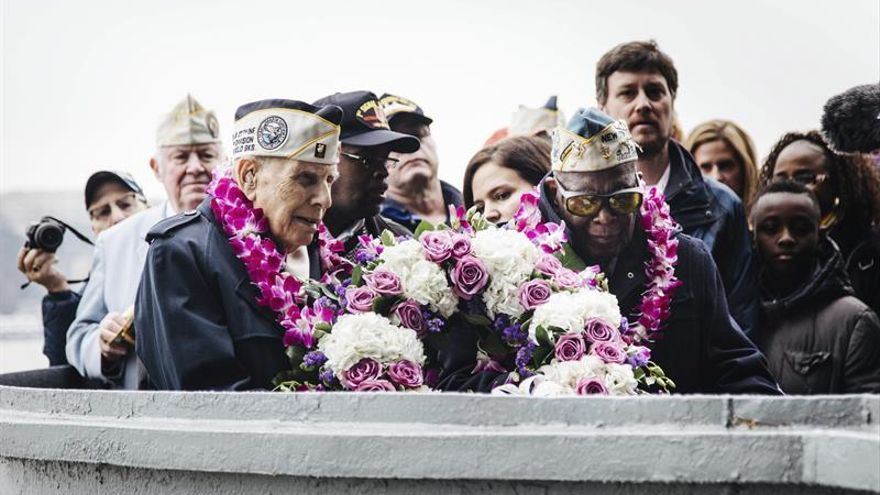Las heridas de Pearl Harbor, a punto de cerrarse 75 años después