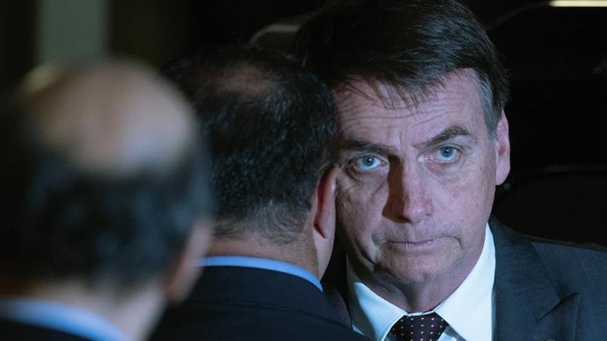 Bolsonaro desea estrechar relaciones con los árabes tras la polémica por Jerusalén