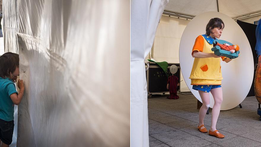 Sol Cultural conmemora este año una década de fiestas en la calle. |  JAVIER VILA