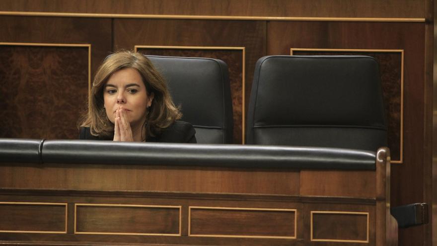 """PSOE dice que la detención de Castellano """"estalla en la cara"""" a la vicepresidenta, que negó sus irregularidades"""